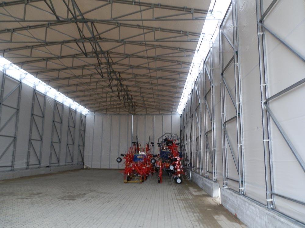 Tunnel il pvc Torino