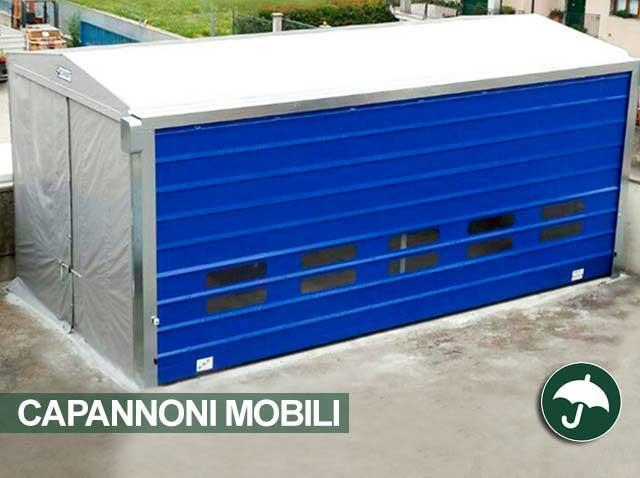 Capannone mobile