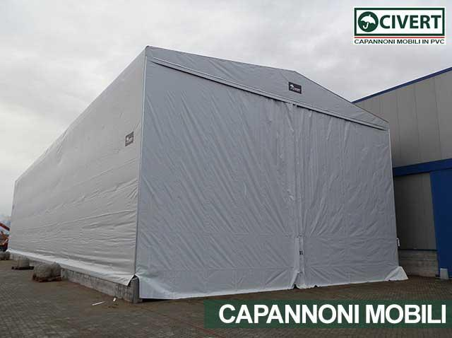 """Capannone mobile indipendente """"Only"""" di Frandent"""