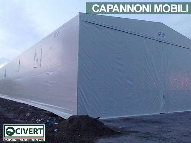 Magazzino mobile pvc Civert