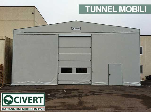 tunnel frontale Vimer