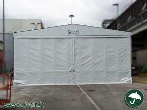 capannoni mobili e coperture mobili industriali in pvc