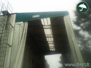 altezza dei capannoni mobili