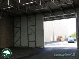 coperture mobili e tettoie mobili long