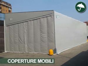 coperture mobili per il settore automobilistico