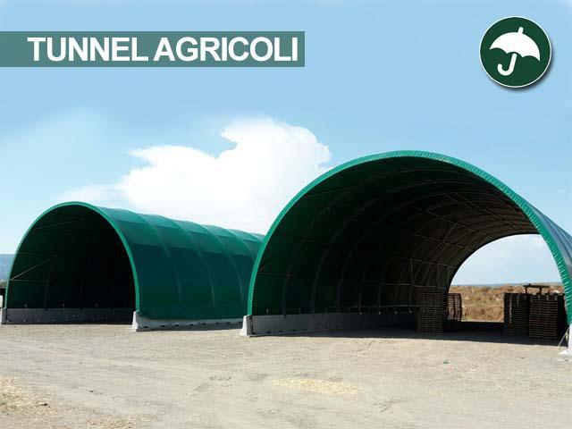 Tunnel Agricoli Come Stalla E Coperture Agricole Ora Anche In Sardegna