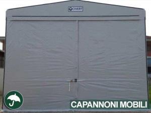 capannoni mobili pvc Piemonte