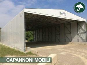capannoni mobili pvc per costruzioni edili in emilia romagna a r
