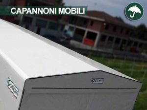 capannoni mobili pvc Piemonte per il settore industriale