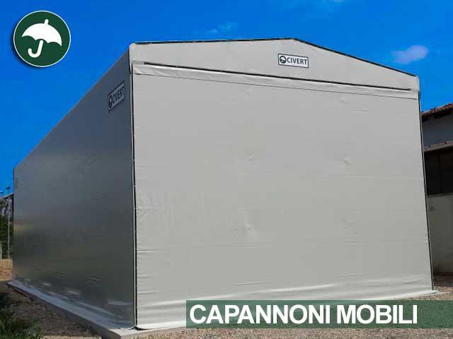 capannoni pvc in piemonte - coperture e tunnel mobili civert