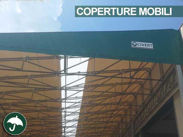 Copertura mobile laterale Monoside Civert