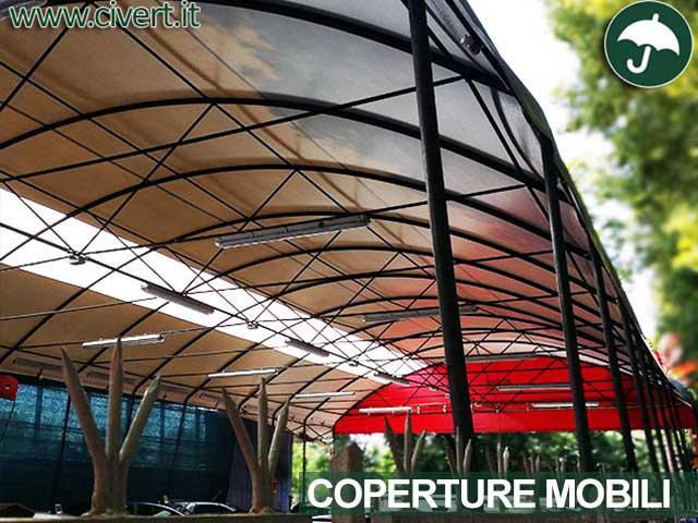 Coperture mobili pvc in trentino alto adige for Mobili trentino