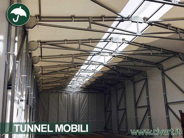 Tunnel mobili pvc in trentino alto adige for Mobili trentino