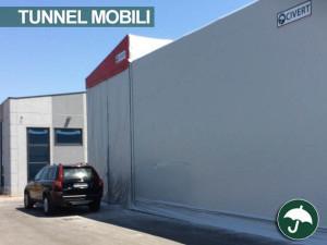 tunnel mobile in pvc in Emilia Romagna