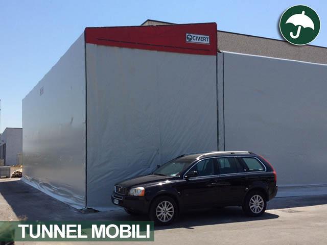 Tunnel mobile laterale monopendenza Monoside Civert
