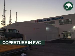 Coperture in PVC in Emilia Romagna