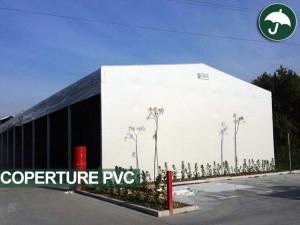 Coperture in PVC prodotte da civert