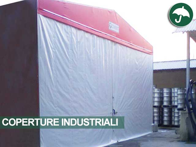 Copertura industriale indipendente Only Civert