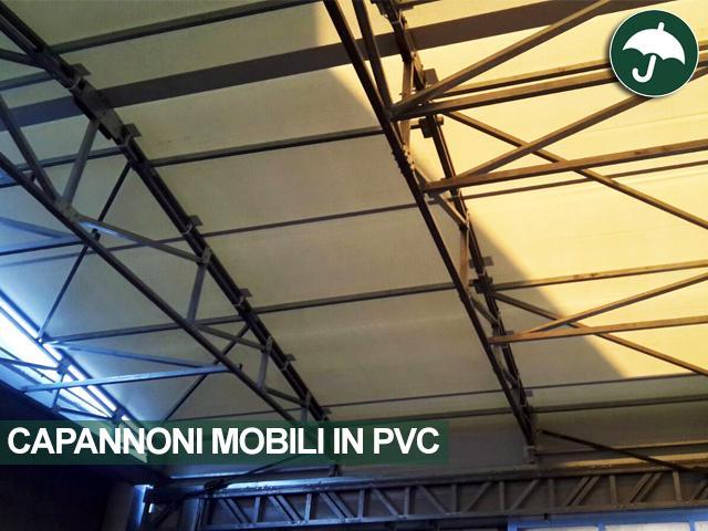 capannoni mobili in pvc