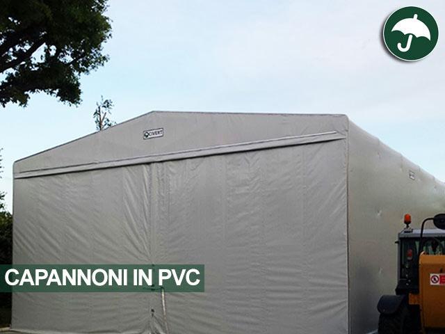 capannone in pvc