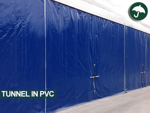 tunnel mobile in pvc