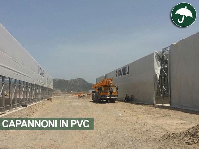 capannoni pvc civert in algeria