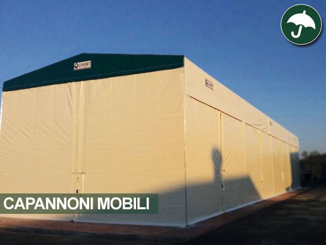 Capannoni pvc in provincia di Asti