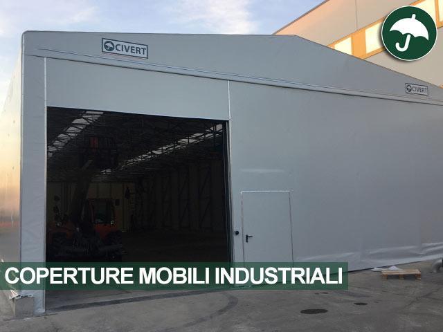 coperture mobili industriali firmate civert