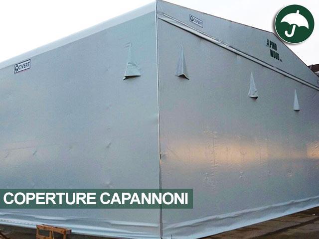 Copertura capannoni in pvc Civert