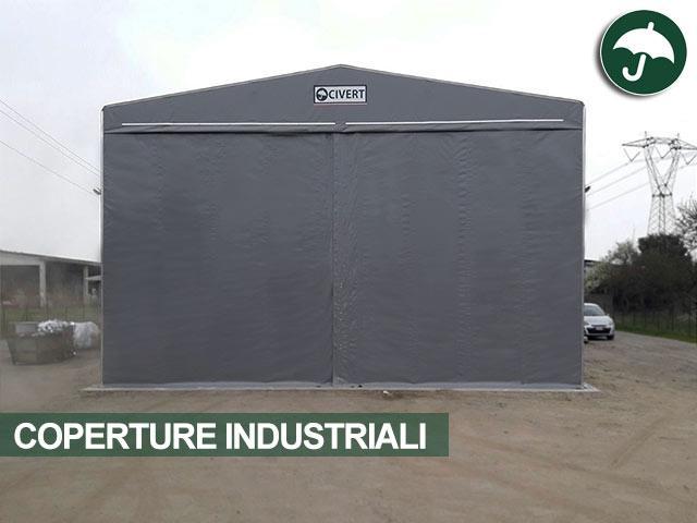 coperture industriali civert