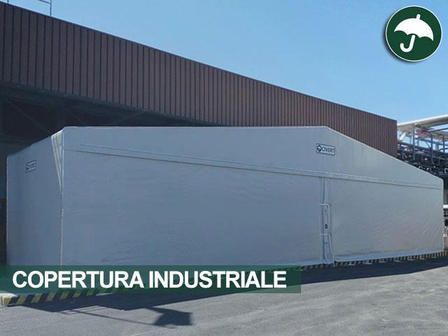 copertura industriale