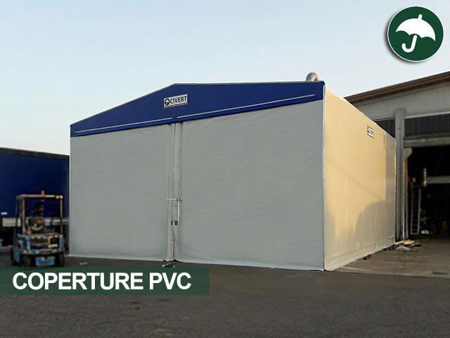 coperture pvc Civert per CML