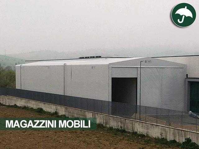 magazzini mobili per la logistica di magazzino di gensi group