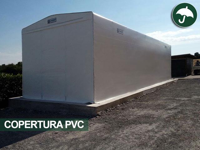 coperture pvc nel lazio, realizzazione tunnel mobili e capannoni industriali