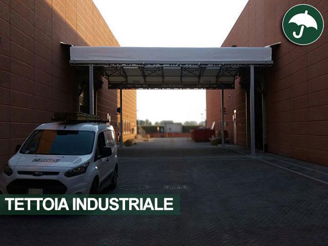 tettoia industriale biroof