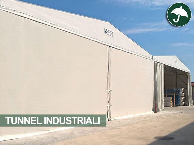 tunnel industriali a frosinone