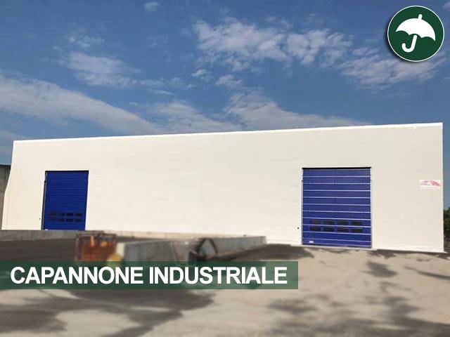 capannone industriale Cremona