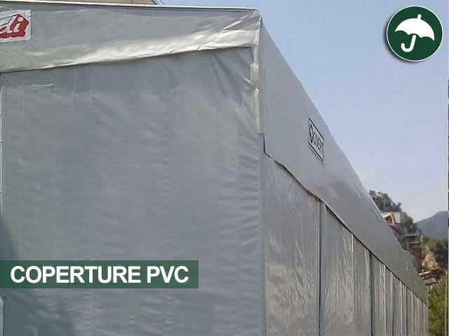 coperture pvc capannoni industriali