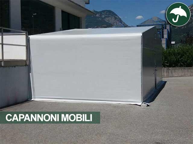 capannoni mobili Aosta