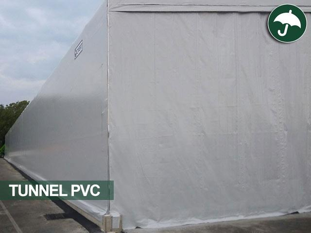 fronte tunnel pvc indipendente