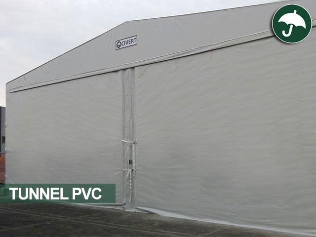 Tunnel in pvc indipendente modello Only Civert