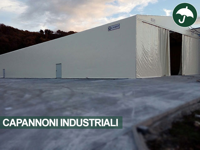 capannoni industriali rotolificio