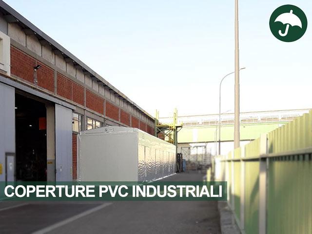 coperture pvc industriali Piacenza