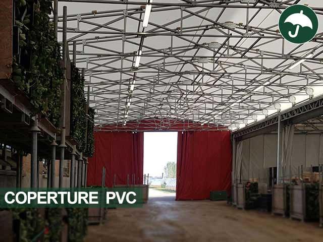 interno coperture pvc