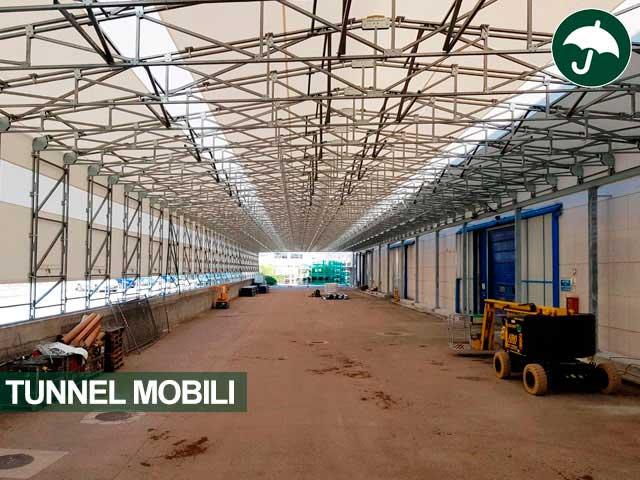 tunnel mobili pvc terni
