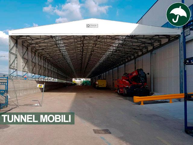tunnel mobili terni