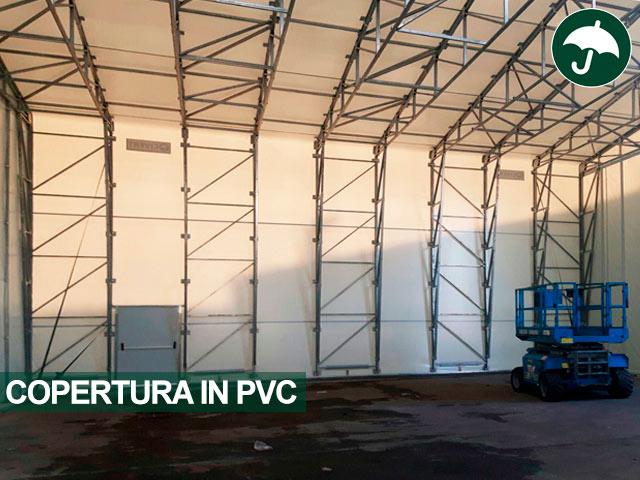 interno copertura in pvc