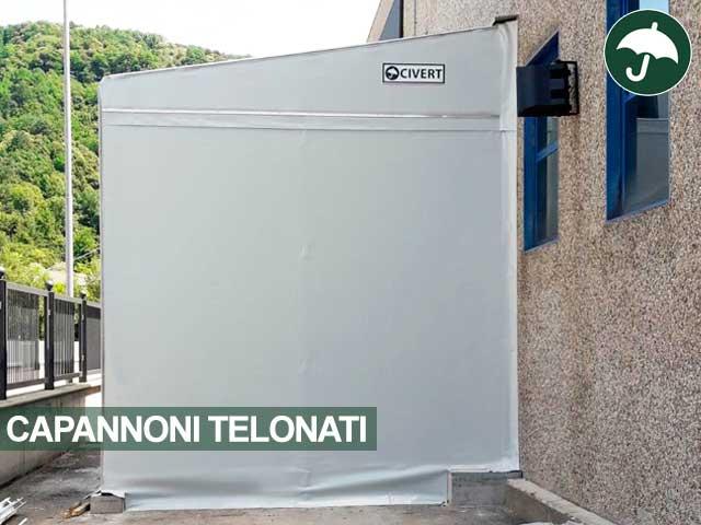 capannoni telonati pvc