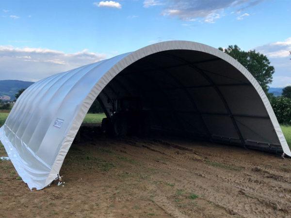 capannoni agricoli: tunnel pvc per fieno, hangar e rimesse agricole