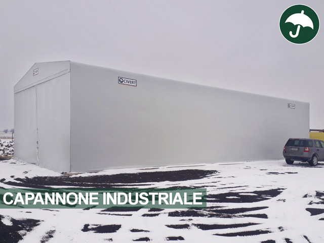 capannone industriale loreo